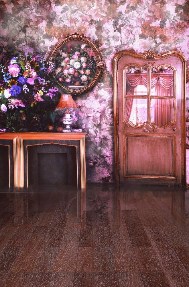 Ooozkken 6X9ft Lovely Background Bright Theme Newborn Photography Studio Photography Wedding Background