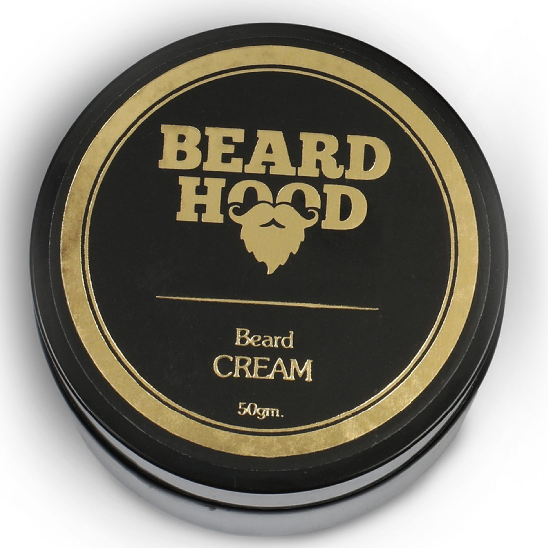 Beardhood 100% Natural Ultra Shine Beard Softener Cream 50Gm