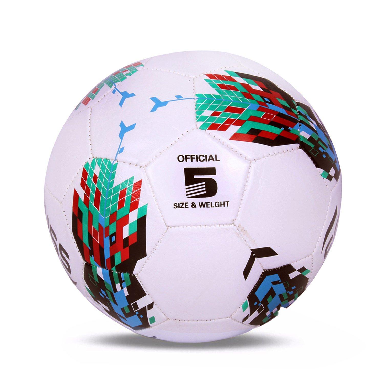 Strauss New Arrow Football, Size-5 (White)