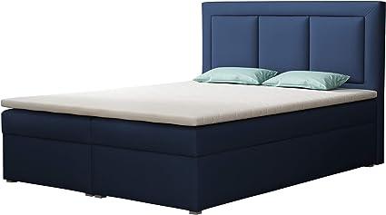 Cama con somier Modem Box con 2 cajones, cama de contenedor ...