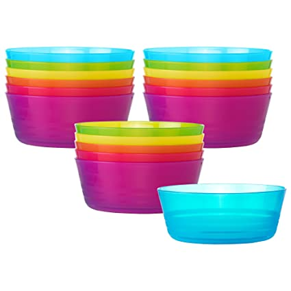 Ikea Kalas BPA-Free Bowl