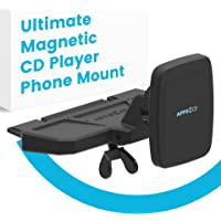 APPS2CAR Magnetic Universal CD Player Car Phone Mount