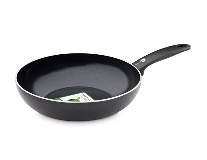 GreenPan Cambridge - Sartén de Aluminio, Color Negro, Aluminio, Negro, 46.5 x 28.8 x 10.4 cm: Amazon.es: Hogar