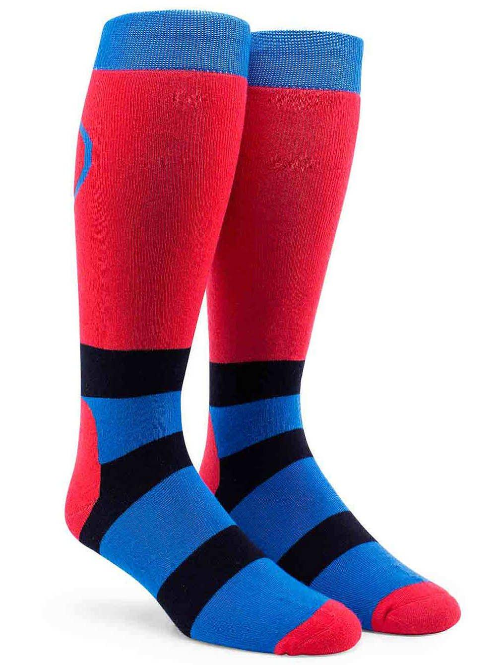 Hombre Calcetines Volcom Ryder Función Calcetines, color fire red, tamaño LXL: Amazon.es: Deportes y aire libre