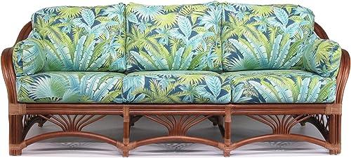 Rattan Living Room Furniture Sofa Couch 1690AW-BP - a good cheap living room sofa