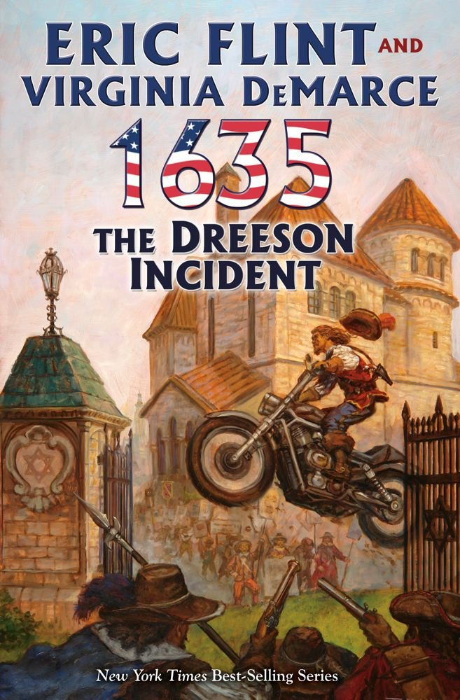 Download 1635: The Dreeson Incident (The Ring of Fire) pdf