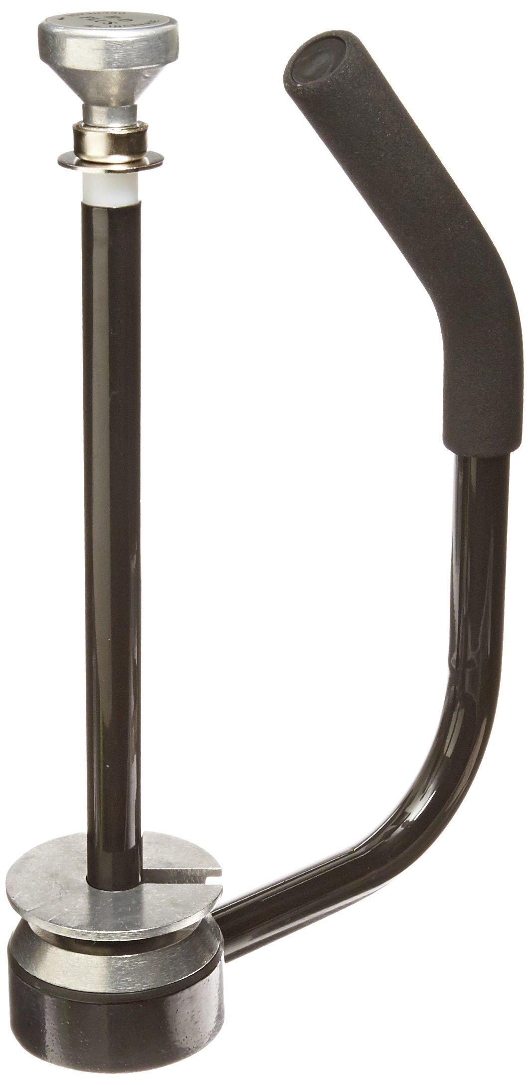 Aviditi Heavy-Duty Stretch Film Dispenser with Knob Grip, 20'', Black (SFDIS277) by Aviditi