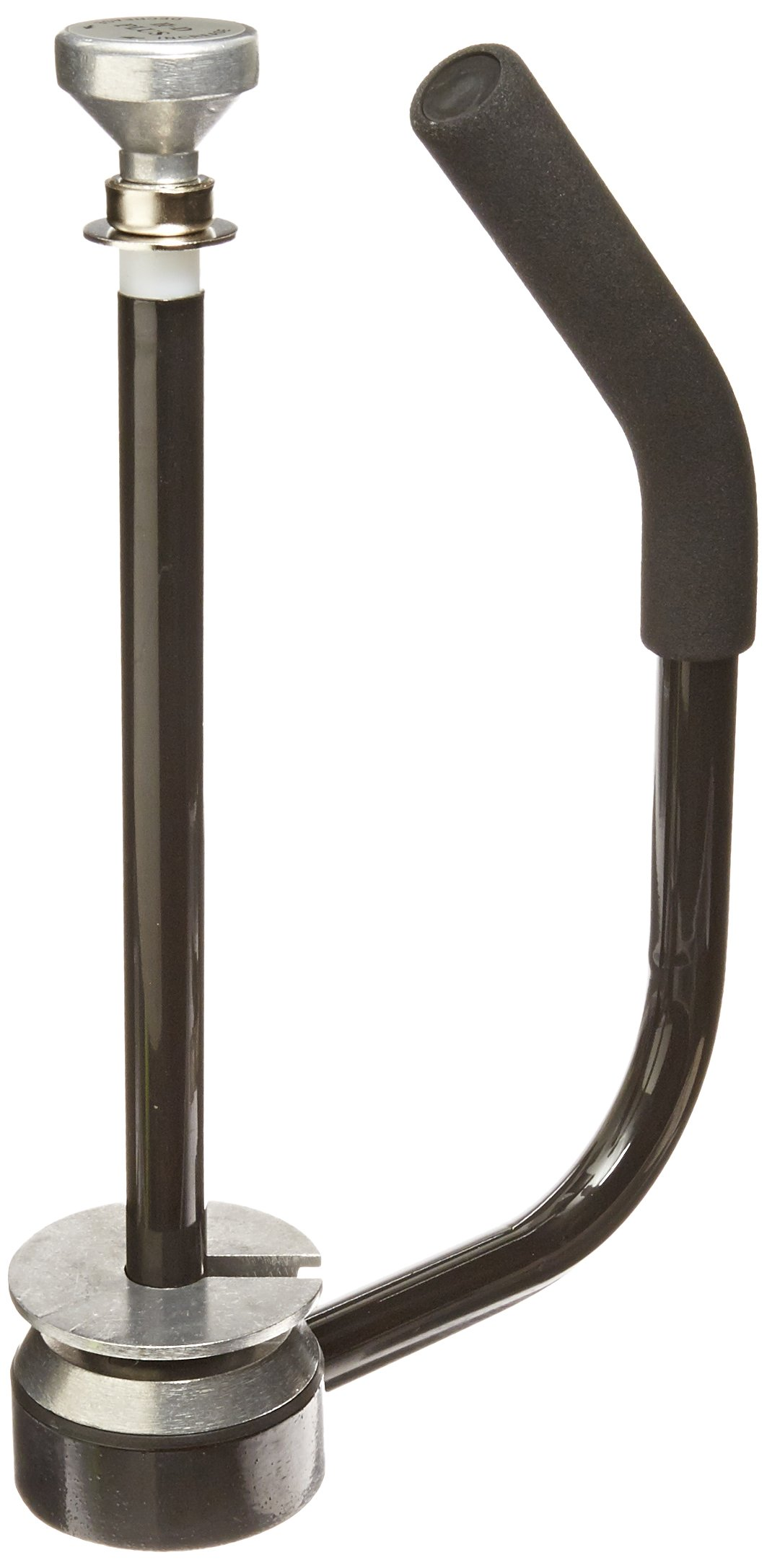 Aviditi SFDIS277 Heavy-Duty Stretch Film Dispenser with Knob Grip, 20'' Height, Black