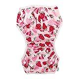 babygoal Baby Girl Swim Diaper One Size Reusable