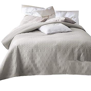 8f2dca2542a52b JEMIDI Bett und Sofaüberwurf XL Doppelbett gesteppt 220 x 240 Tagesdecke  Überwurf Husse Decke XXL Tagesdecken