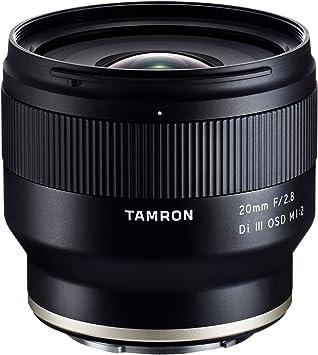 Tamron 20mm F 2 8 Di Iii Osd M 1 2 Für Sony Fe Kamera