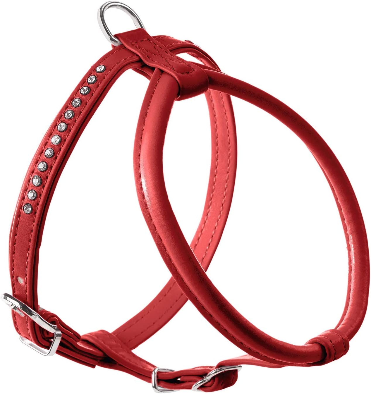 HUNTER Modern Art RandS Petit Faux Luxus Large Leather Harness Super special price Ranking TOP8