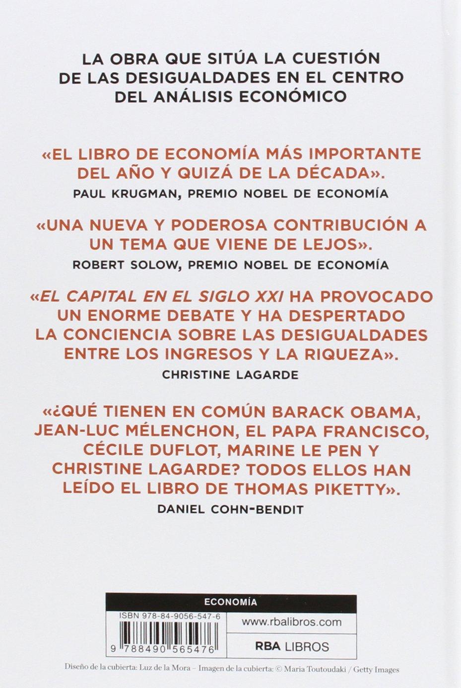 El capital en el siglo xxi econom a amazon es thomas piketty francisco j ramos mena ana escartin arilla libros