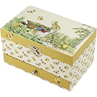 Trousselier - Caja de tesoros/joyas musicales para niños