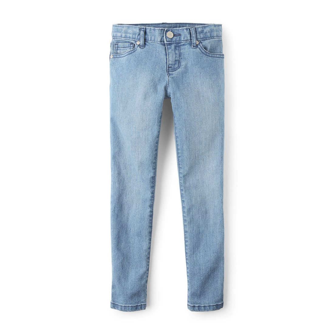 The Children's Place Big Girls' Skinny Jeans, LT Indigo 2147, 16