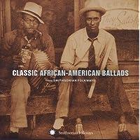 Classic African American Ballads Smithsonian Var