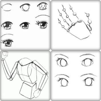 Amazon Com Anime Drawing Tutorial Ideas Appstore For Android