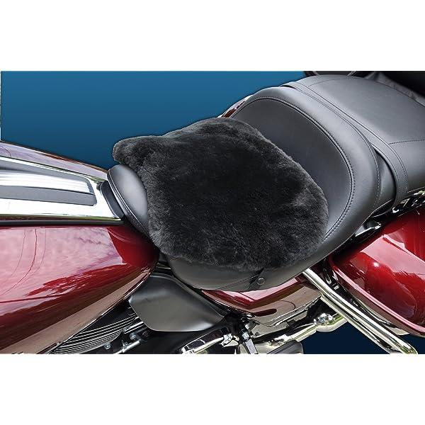 Amazon.com: Pro Pad piel de oveja suprcruzr Gel Motorcyle ...