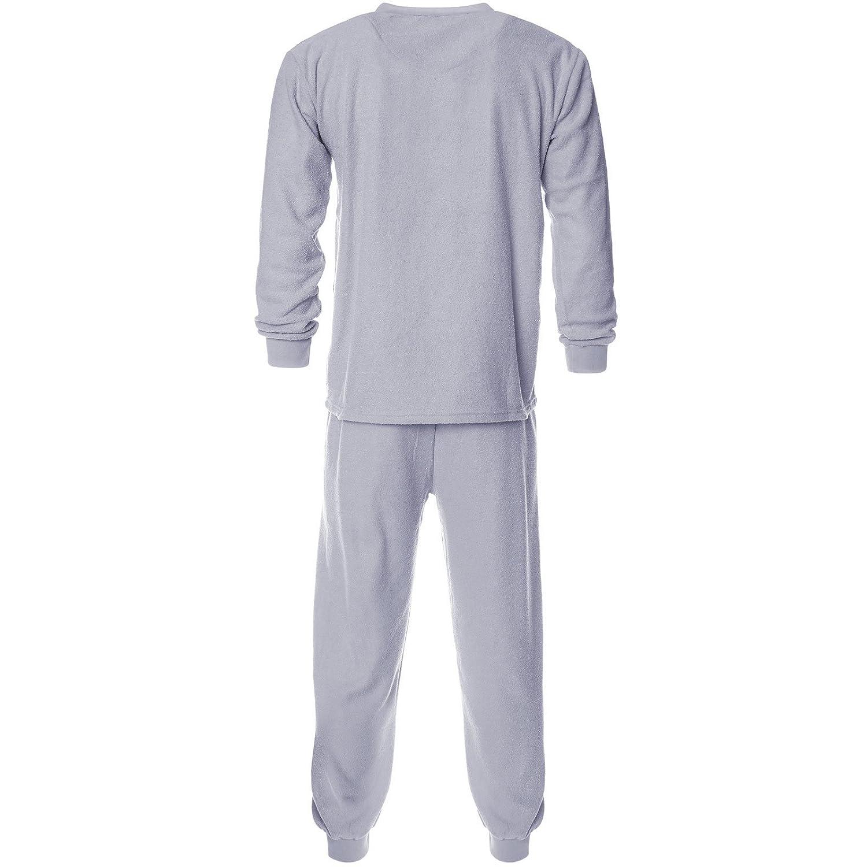 BEZLIT Herren Pyjama Schlafanzug Hausanzug 2 tlg 21659