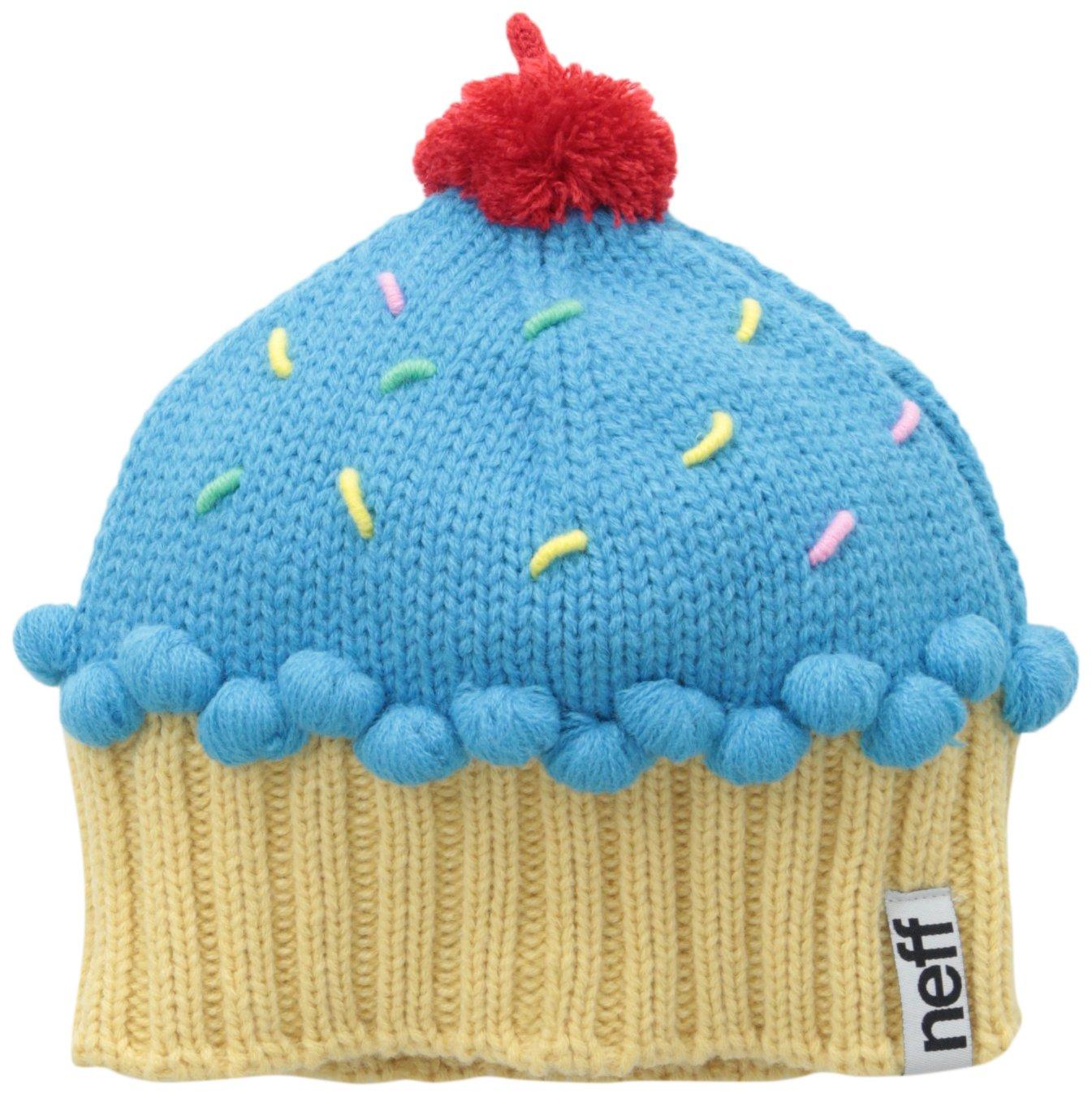 Neff Damen Mütze Cup Cake Beanie