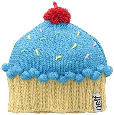 72648ba3675ac NEFF Women s Cupcake Beanie Hat