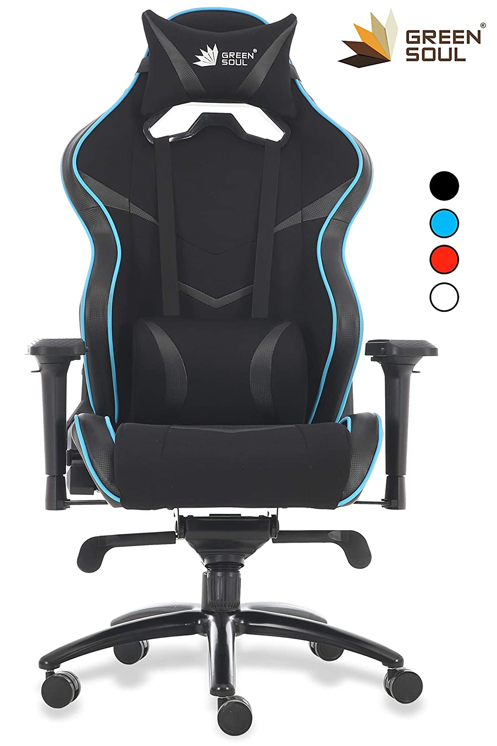 GreenSoul Monster Pro Series Gaming/Ergonomic Chair in