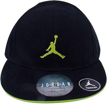 be0045ab184 Nike Air Jordan Jumpman Toddler Boys Snapback Adjustable Cap 2 4T ...