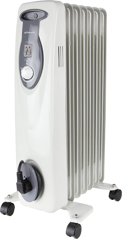 Orbegozo RA 1000 D – Radiador de aceite, 1000 W de potencia ...