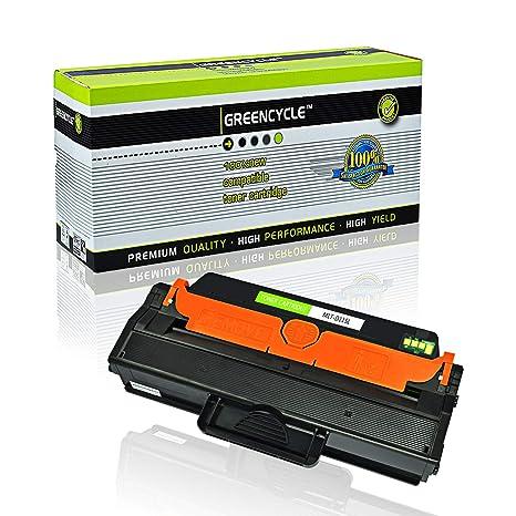 Amazon.com: greencycle MLT-D115L LaserJet Toner Cartridge ...