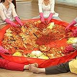 Korean Kimchi Mat Kimjang Kids Playmat Kimjangmat Korea Food (58 inch Diameter)