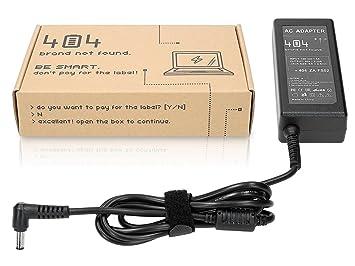 Wessper 404Brand Cargador Adaptador para Ordenador Portátil para Lenovo B560 4330 (20V, 3.25A, 65W, 5.5-2.5mm) sin Cable de alimentación: Amazon.es: ...