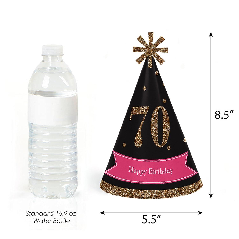 Amazon Chic 70th Birthday
