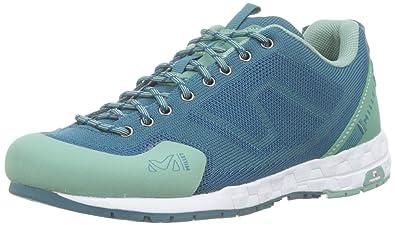 MILLET LD Amuri Knit, Zapatillas de Ciclismo de montaña para Mujer ...
