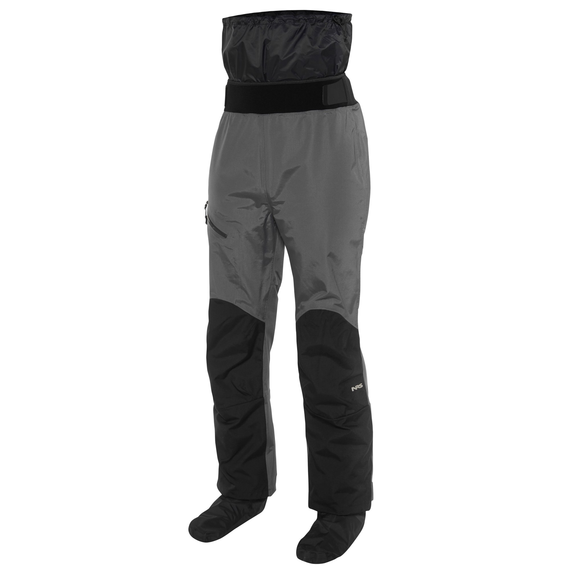 NRS Freefall Dry Pant Gunmetal Medium