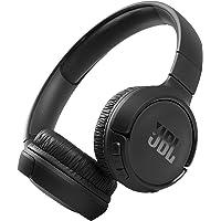 JBL Tune 510BT On-Ear Bluetooth Hörlurar med JBL Pure Bass Ljud och Flerpunktsanslutning och Trådlöst Bluetooth…