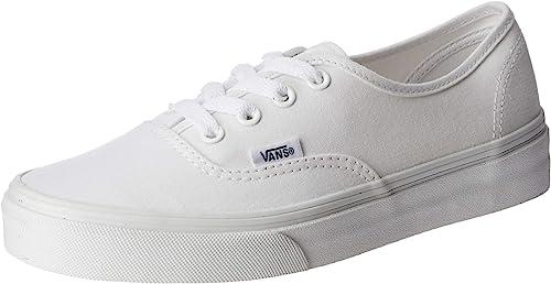 white skater vans
