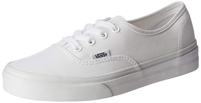 Vans Authentic Sneakers Unisex Erwachsene True White