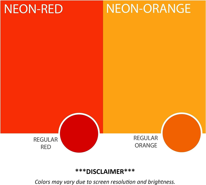 Etiketten Neon Gr/ün 17mm runde Punkt Aufkleber in verschiedenen Farben Gr/ö/ße 1,7cm Durchmesser Sticker 720 Vorteilspack von Royal Green