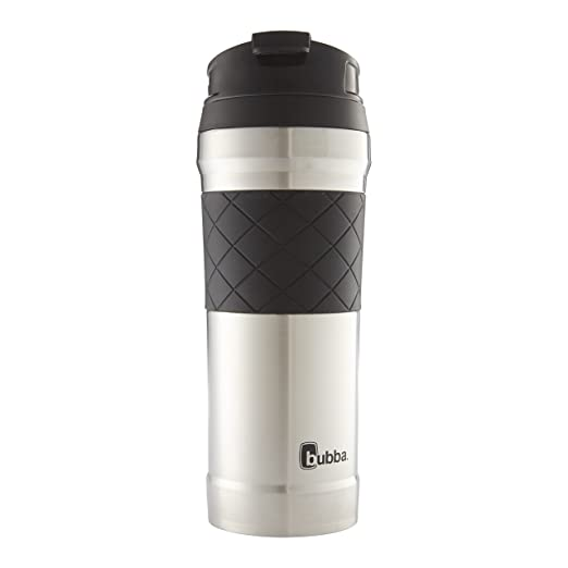 bubba Insulated Stainless Steel Tumbler with TasteGuard, 16 oz , Stainless  Steel