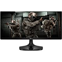 "Monitor LG Gamer UltraWide 25"" IPS Full HD 1ms MBR 25UM58G"