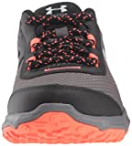 Under Armour Women's Toccoa Running Shoe, Graphite