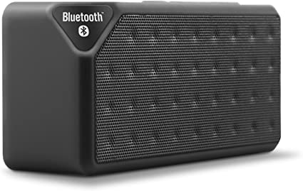 GEMS Bluetooth Speaker Black