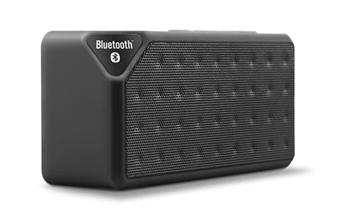 Review Compact Bluetooth Speaker By