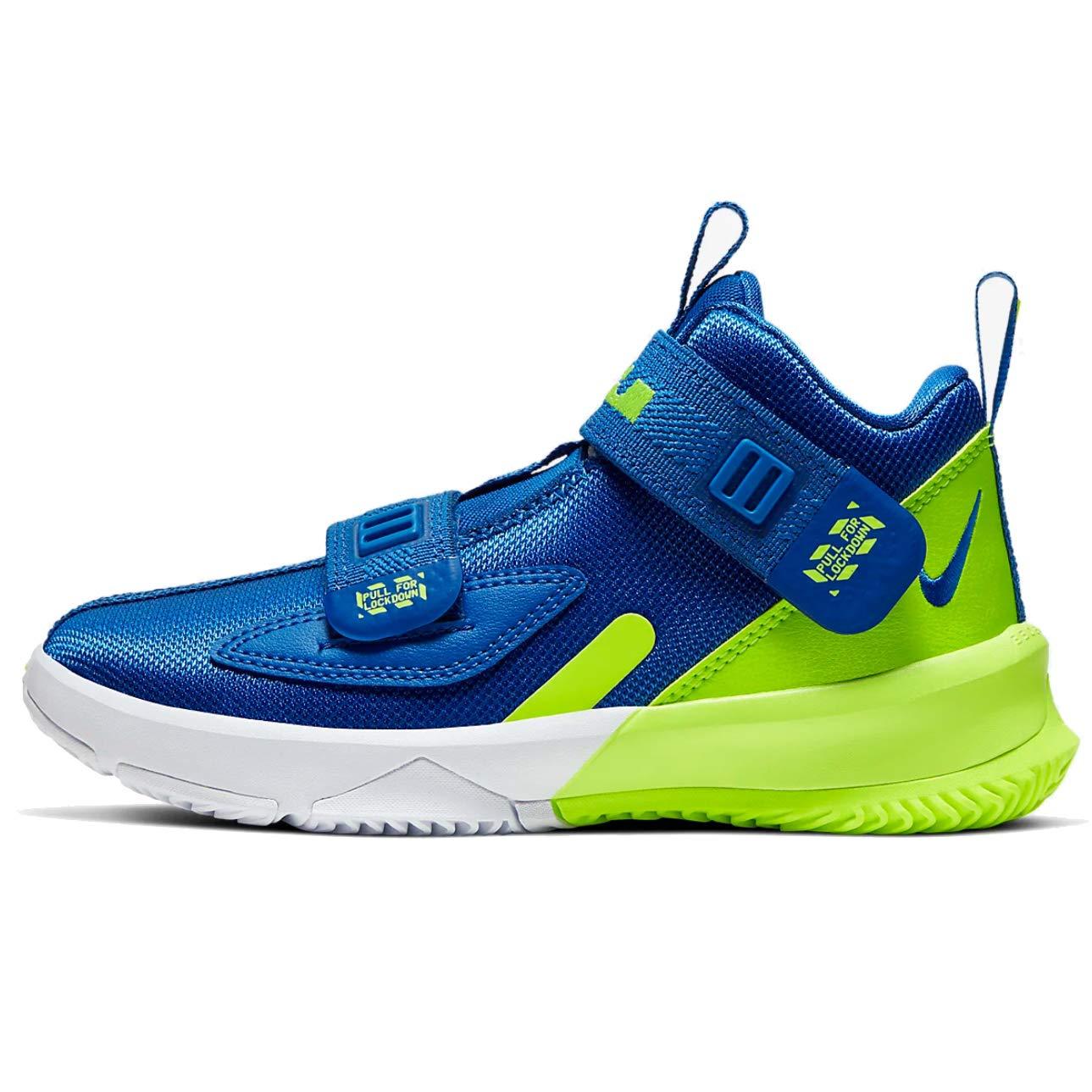 super popular d16d9 ad88e Amazon.com: Nike Kids' Preschool Lebron Soldier 13 ...