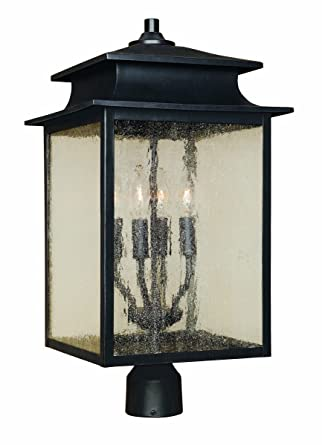 Amazon world imports 9109 42 sutton collection 4 light post world imports 9109 42 sutton collection 4 light post lantern rust aloadofball Image collections