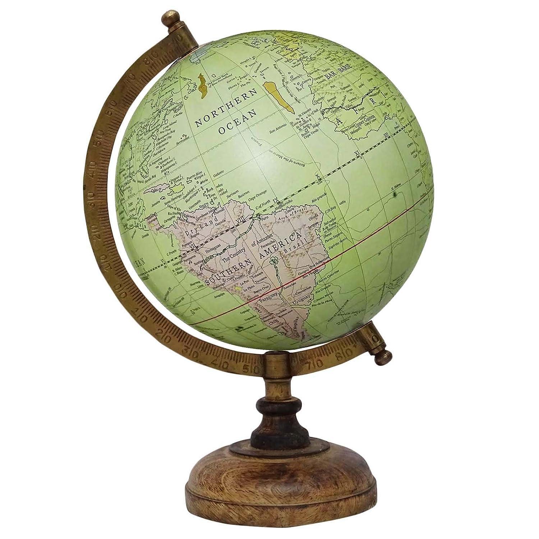 großer Globus Schülerglobus Doppelbild Leuchtglobus Weltkugel Tischglobus Erde