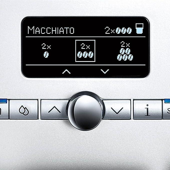 Siemens TE712501DE - Cafetera (Independiente, Máquina espresso, 2 ...