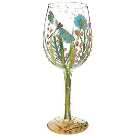 Artisan Wine Glass