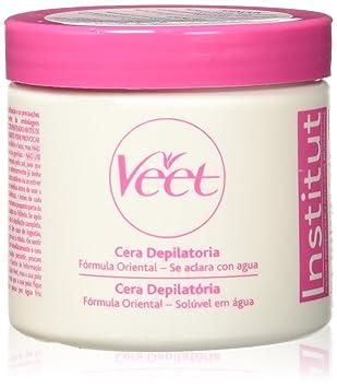Veet Depilatory Wax Institut Body Oils Esenciales 250 Ml Pack Of 3