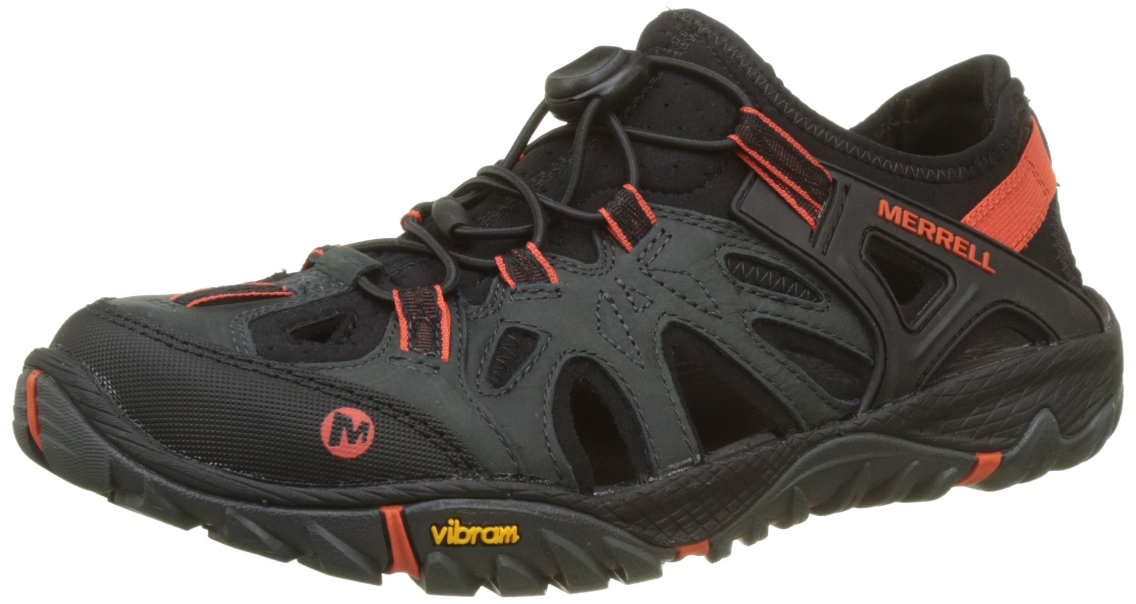Merrell Men's All Out Blaze Sieve Water Shoes, Grey (Dark Slate Dark Slate), 12.5 48 EU